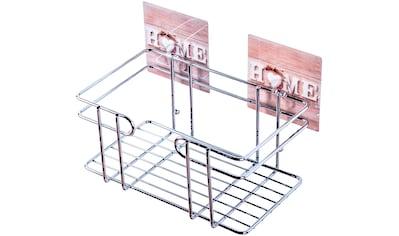 SANILO Duschablage »Home«, 22,8 x 14,0 x 10,5 cm kaufen