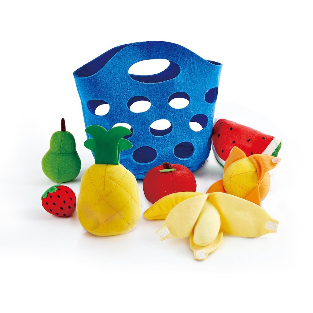 Hape Spiellebensmittel »Obstkörbchen«