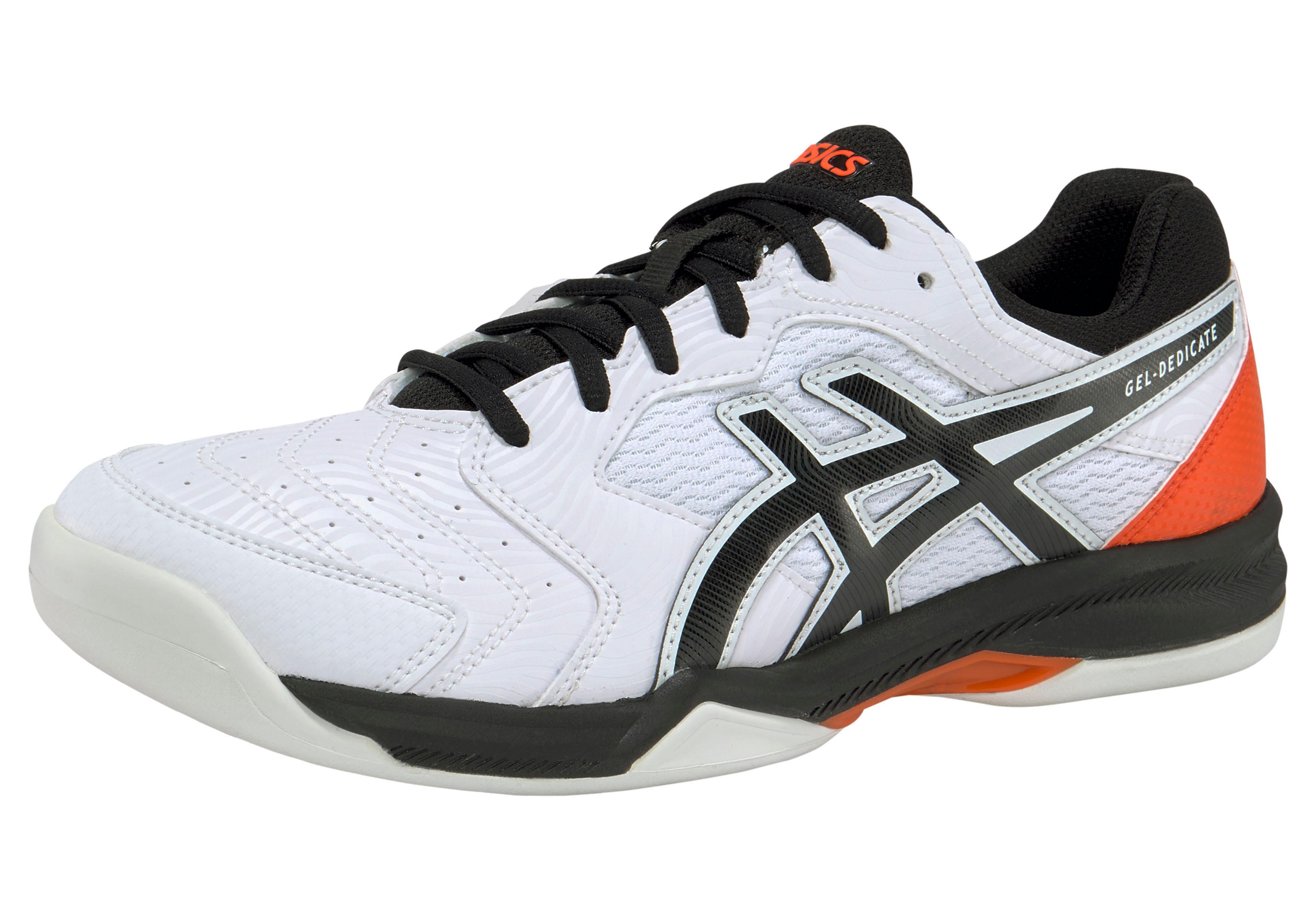 Asics Tennisschuh GEL-DEDICATE 6 INDOOR Herrenmode/Schuhe/Sportschuhe/Tennisschuhe