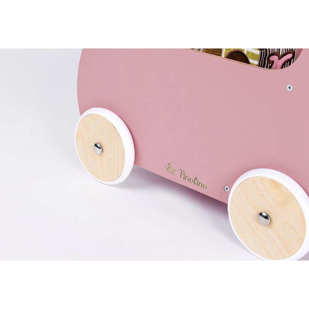 Pinolino® Puppenwagen »Mette, rosa«