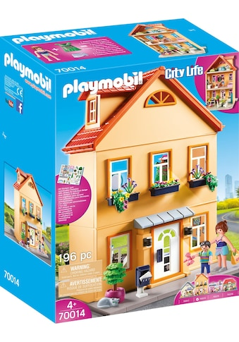 "Playmobil® Konstruktions - Spielset ""Mein Stadthaus (70014), City Life"", Kunststoff kaufen"