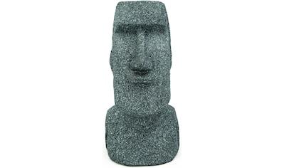 NOOR LIVING Gartenfigur »Osterinsel Skulptur Moai Kopf S«, (1 St.) kaufen