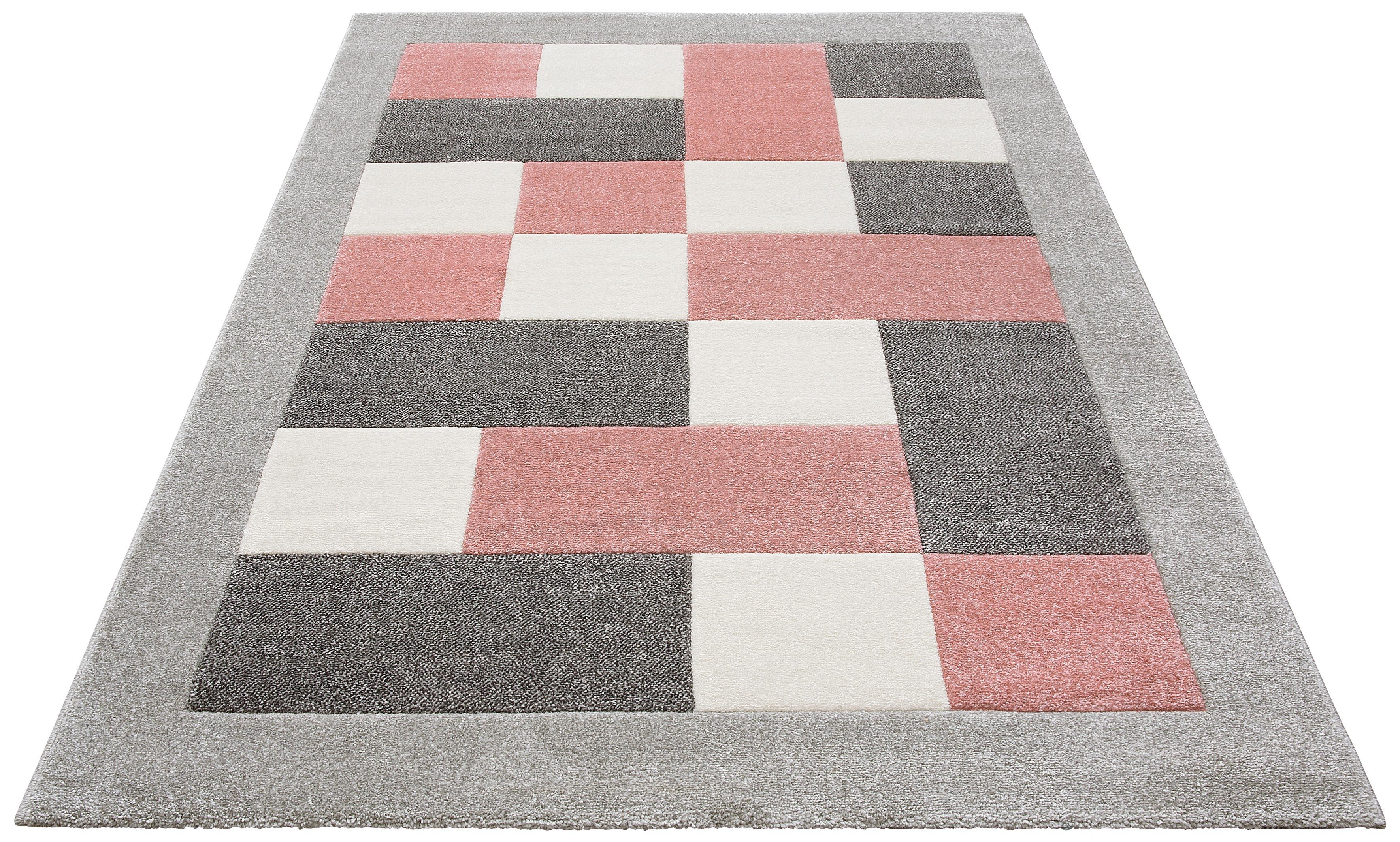 Teppich Donna my home rechteckig Höhe 14 mm maschinell gewebt