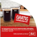 Melitta Filterkaffeemaschine »Look V Perfection 1025-06 schwarz«, Papierfilter, 1x4