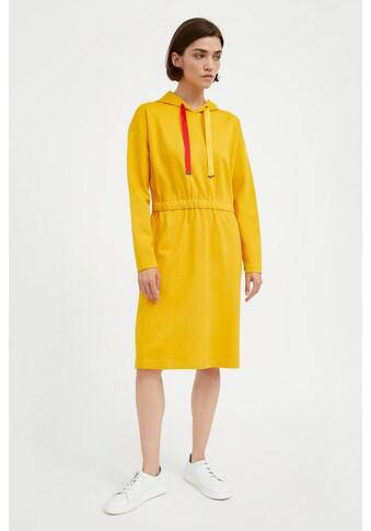 Finn Flare Jerseykleid, mit Kapuze kaufen