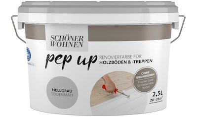 SCHÖNER WOHNEN-Kollektion Treppen- und Parkettlack »pep up - hellgrau«, seidenmatt,... kaufen