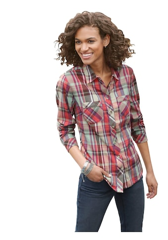 Casual Looks Flanellbluse kaufen