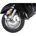 Alpha Motors Mofaroller »Retro Firenze«, 50 cm³, 25 km/h, Euro 4, 2,5 PS, 50 ccm, 25 km/h, schwarz