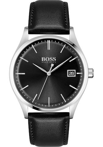 Boss Quarzuhr »COMMISSIONER, 1513831« kaufen