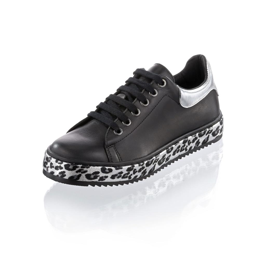 Alba Moda Sneaker, mit auffälliger Sohle