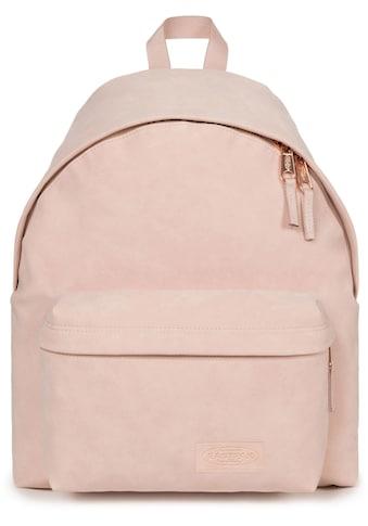 Eastpak Freizeitrucksack »PADDED PAK'R fashion pink« kaufen