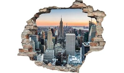 queence Wandtattoo »New York« kaufen
