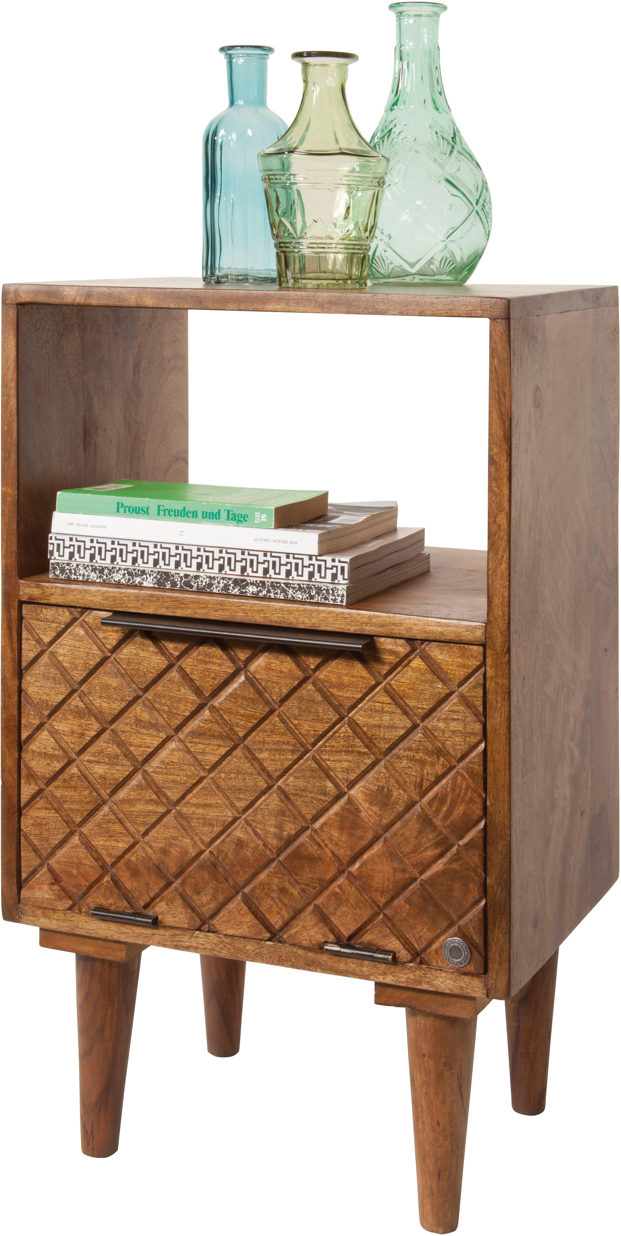 TOM TAILOR Kommode T-PATTERN SMALL CABINET