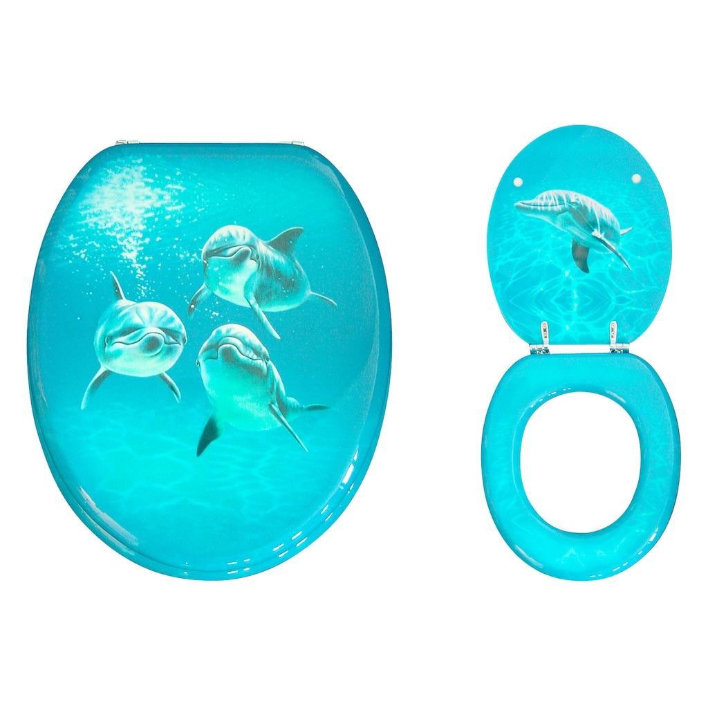 ADOB WC-Sitz »Delfin II«