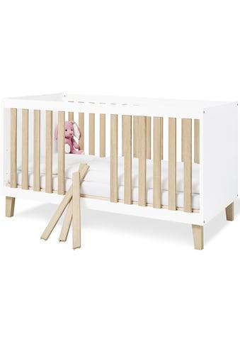 Pinolino® Babybett »Lumi«, Made in Europe kaufen