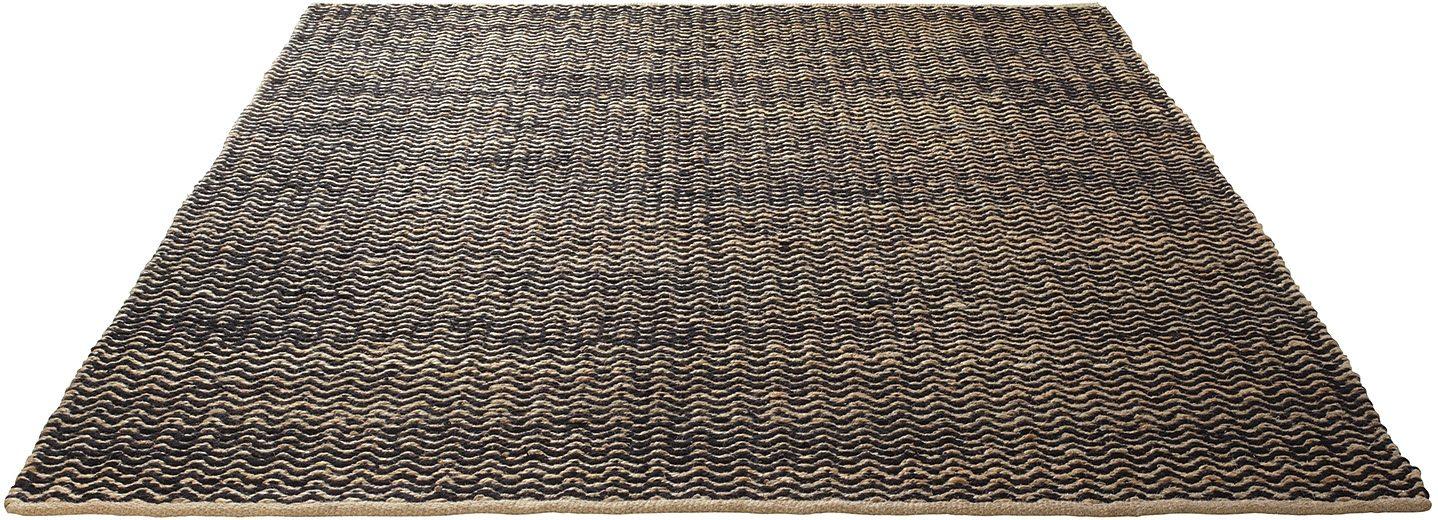 Teppich Patna Esprit rechteckig Höhe 9 mm handgewebt