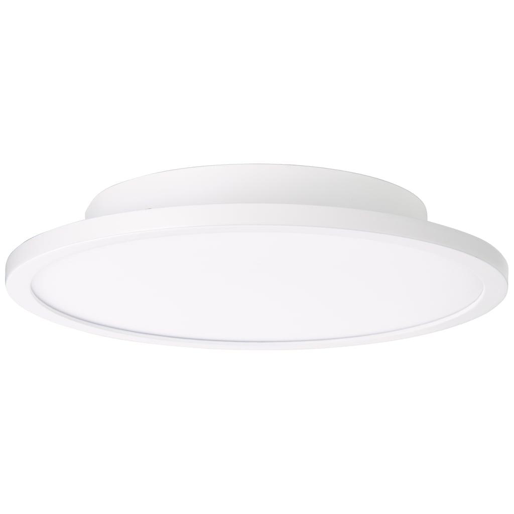 Brilliant Leuchten Ceres LED Deckenaufbau-Paneel 25cm weiß