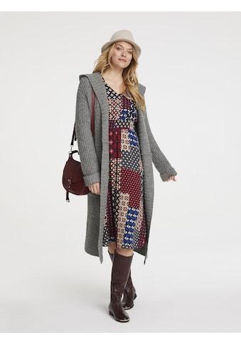 LINEA TESINI by Heine Longstrickjacke, mit Wolle kaufen