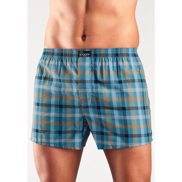 le jogger® Boxershorts (5 Stück)