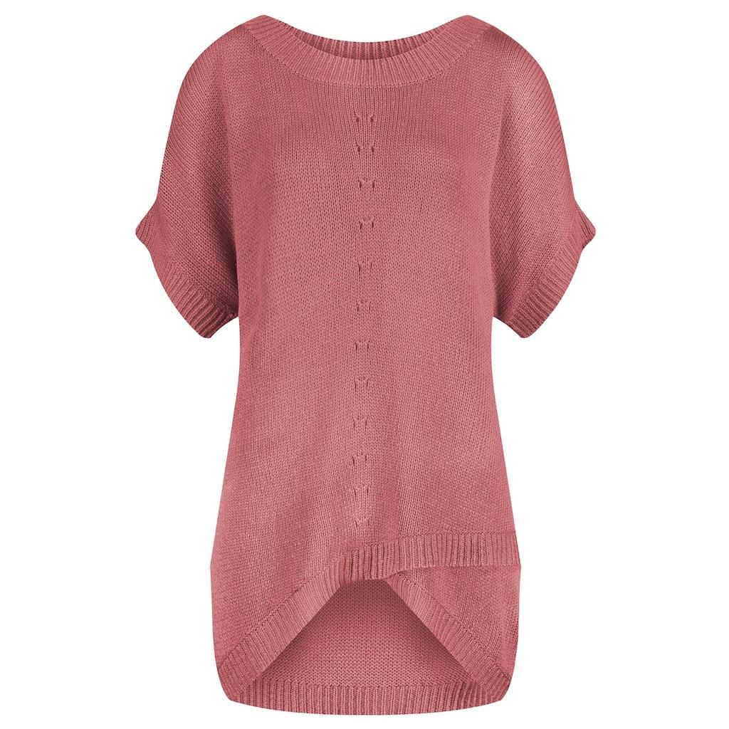 Ambria Strickpullover »Sommer-Pullover«
