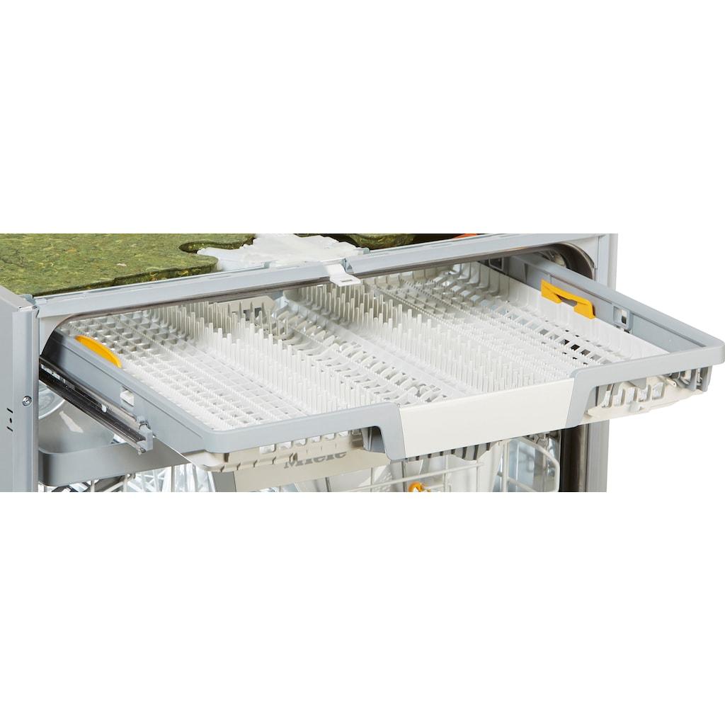 Miele Unterbaugeschirrspüler »G 7100 SCU«, G 7100 SCU, 14 Maßgedecke, EcoPower-Technologie