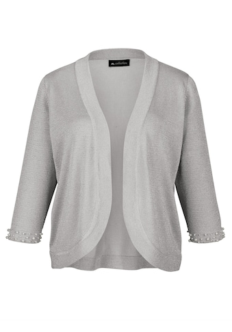 m. collection Bolero mit Glitzergarn kaufen