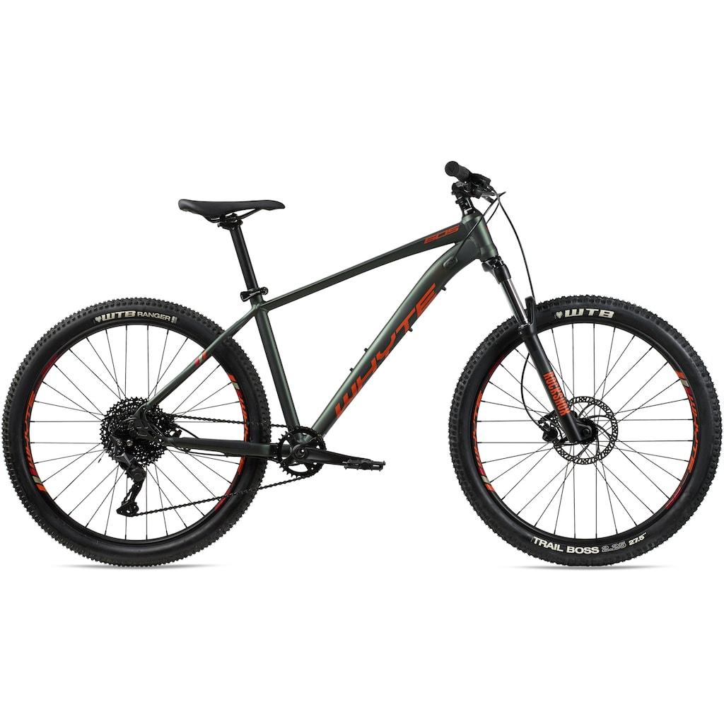 Whyte Bikes Mountainbike, 10 Gang, Shimano, Deore Schaltwerk, Kettenschaltung