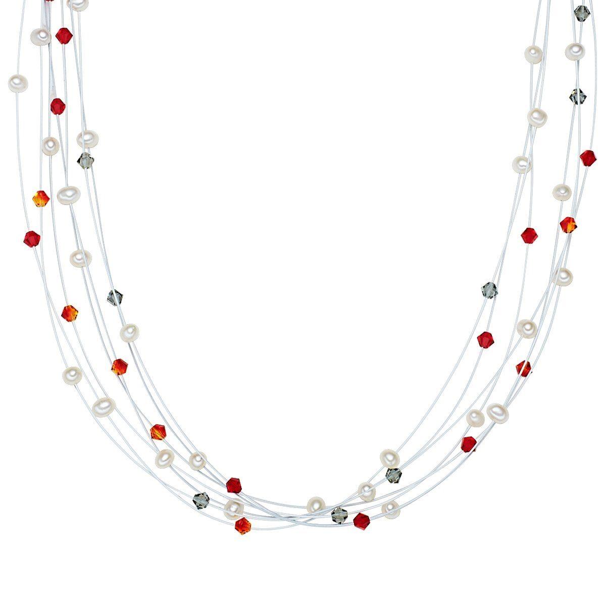 Valero Pearls Perlenkette A1013 | Schmuck > Halsketten > Perlenketten | Valero Pearls