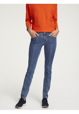 Jeans Alwa mit Kontrastnähten kaufen
