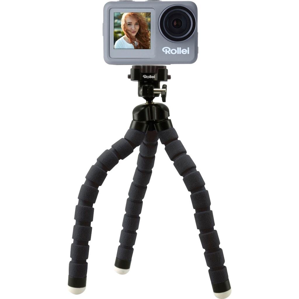 Rollei Action Cam »9s Plus«, 4K Ultra HD, WLAN (Wi-Fi), Rollei Monkey Pod-Set
