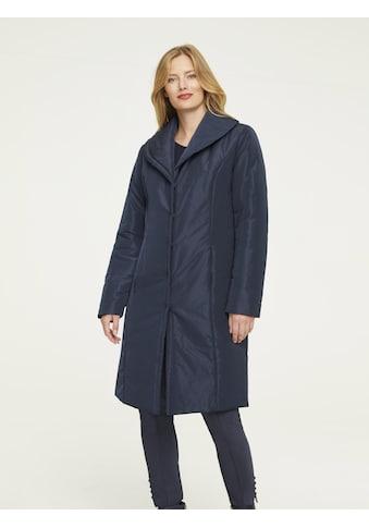 Mantel mit großem Kragen kaufen