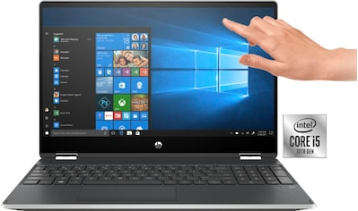 HP Pavilion X360 15 - dq1220ng Notebook (39,6 cm / 15,6 Zoll, Intel,Core i5, 1000 GB HDD, 256 GB SSD) kaufen