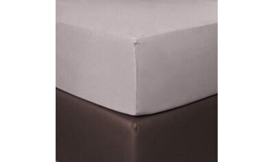 BETTWARENSHOP Spannbettlaken »Boxspring«, elastisch für extra hohe Matratzen kaufen