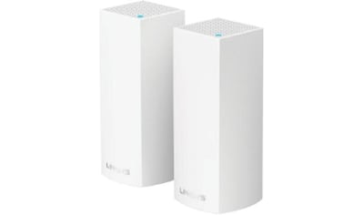 LINKSYS »Velop Mesh WLAN - System, Tri - Band, 2er - Pack, WHW0302 - EU« LAN - Router kaufen