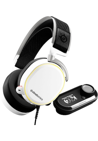 SteelSeries Gaming-Headset »Arctis Pro + GameDAC White«, Hi-Res-Noise-Cancelling kaufen