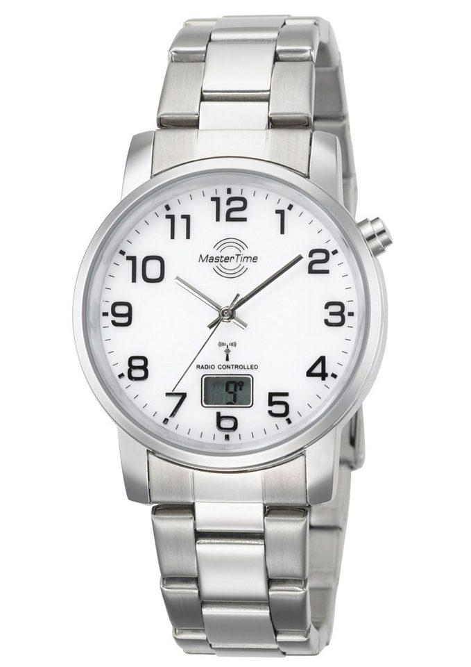 MASTER TIME Funkuhr MTGA10300-12M | Uhren > Funkuhren | Master Time