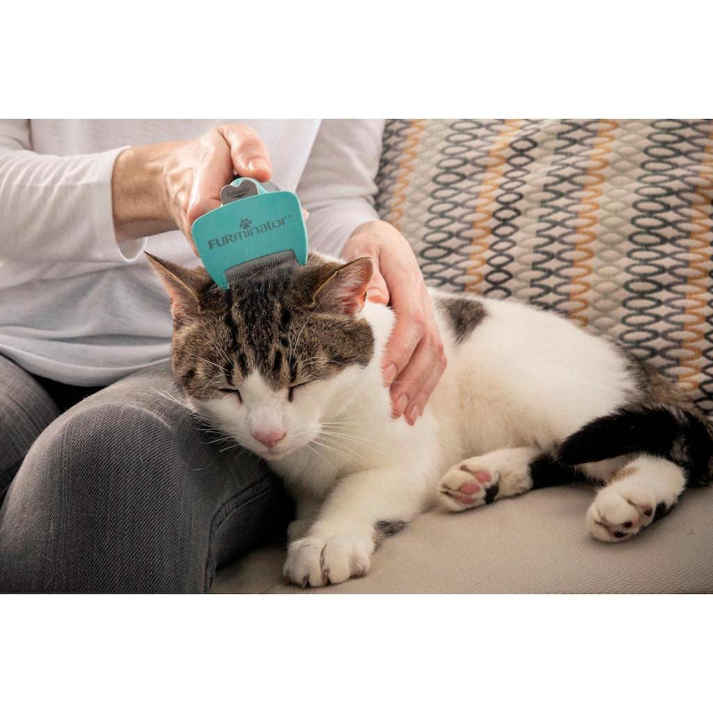 FURminator Fellbürste »S«, Metall, Kurzhaarpflege für kleine Katzen