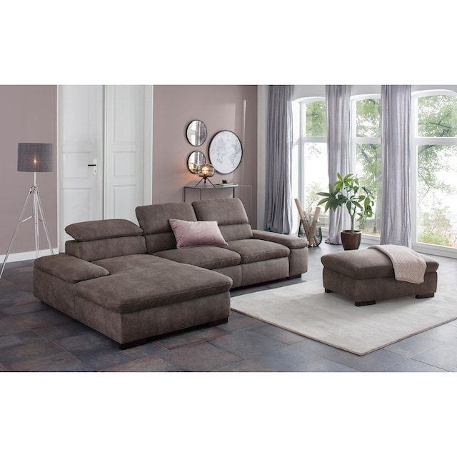 Home affaire Ecksofa »Alberto«