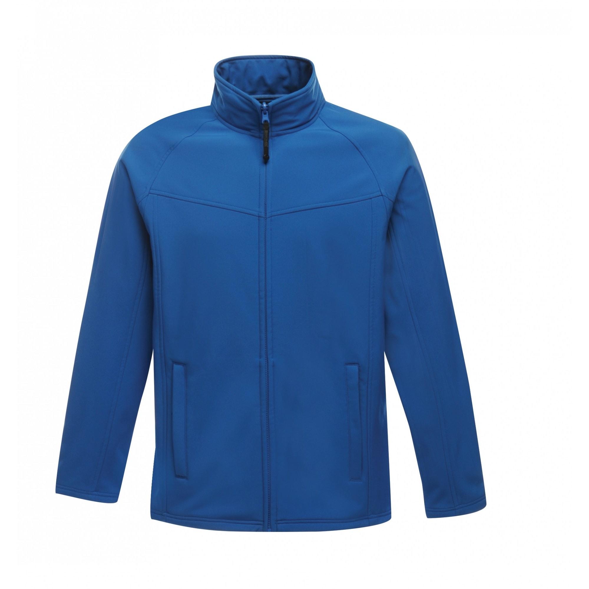 Regatta Softshelljacke Herren Uproar Softshell-Jacke winddicht leicht | Sportbekleidung > Sportjacken > Softshelljacken | Blau | Regatta