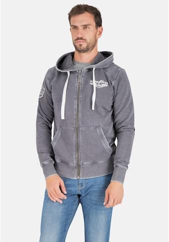 Goodyear Kapuzensweatshirt »Kentucky«, mit cooler Markenstickerei kaufen