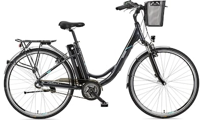 Telefunken E - Bike »Multitalent RC865«, 3 Gang Shimano Nexus Schaltwerk, Nabenschaltung, Mittelmotor 250 W kaufen