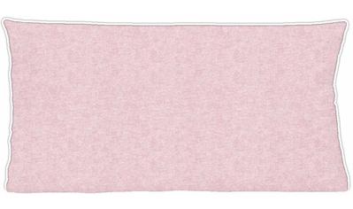 Biberna Kissenbezüge »Hermal«, (2 St.), uni-melange kaufen