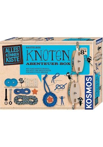 Kosmos Experimentierkasten »Knoten Abenteuer-Box«, Made in Germany kaufen