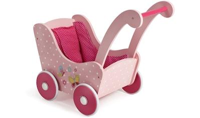 """CHIC2000 Puppenwagen """"Papilio pink"""" kaufen"""