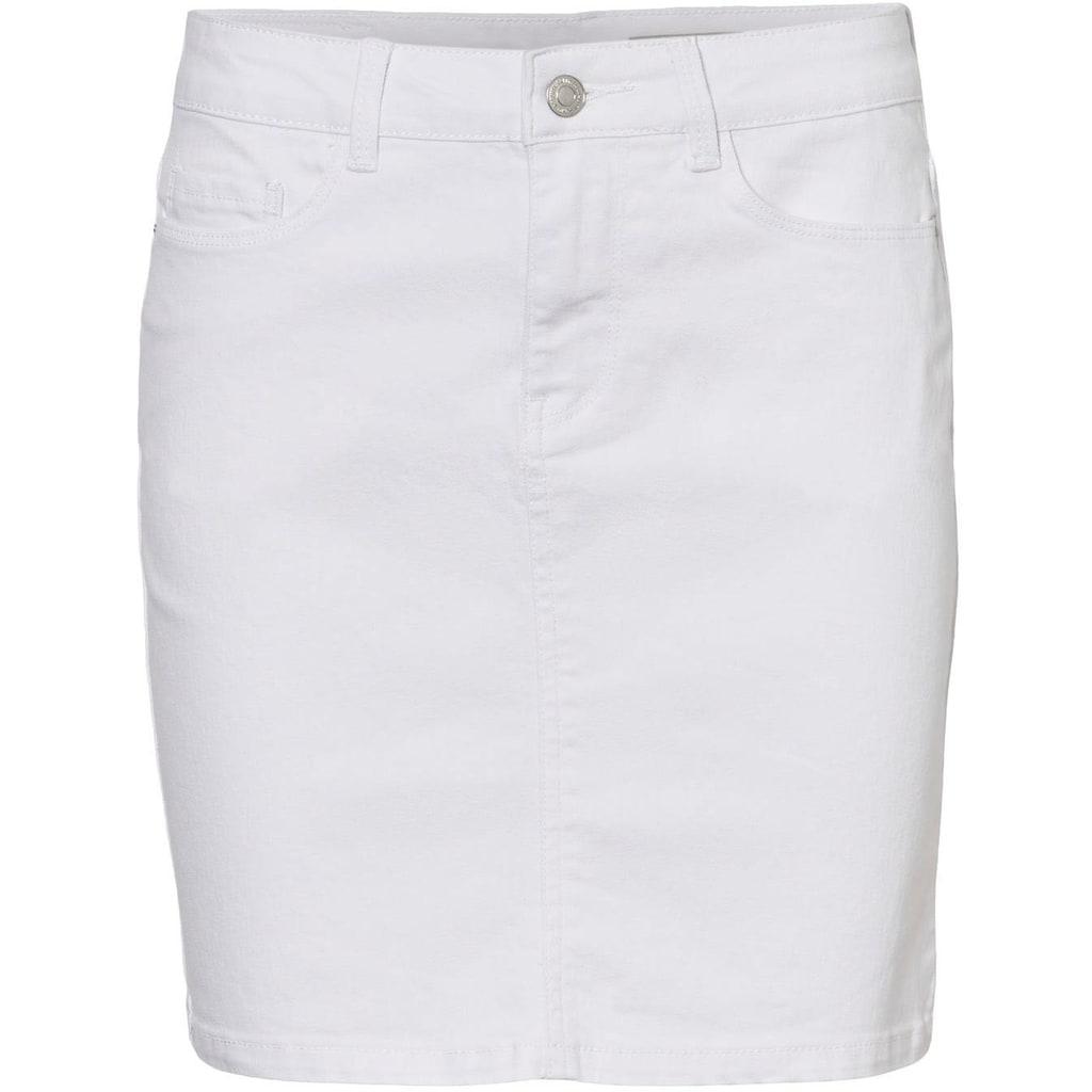 Vero Moda Jeansrock »VMHOT SEVEN«