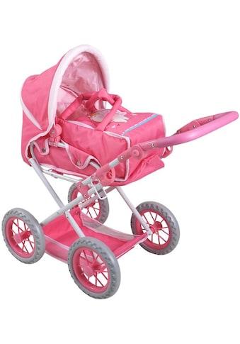 Knorrtoys® Kombi-Puppenwagen »Nici La-La-Lama Lounge - Ruby« kaufen