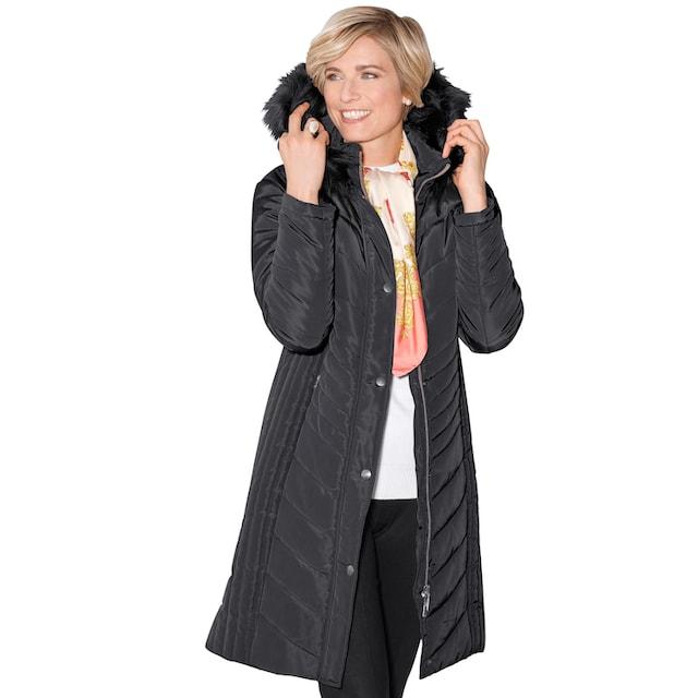Classic Mantel in winterwarmer Qualität