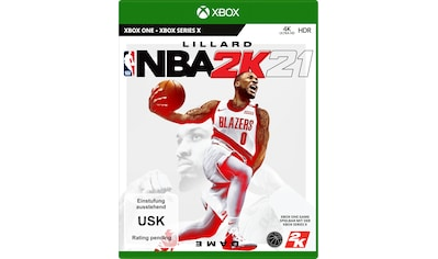 2K Spiel »NBA 2K21«, Xbox One kaufen