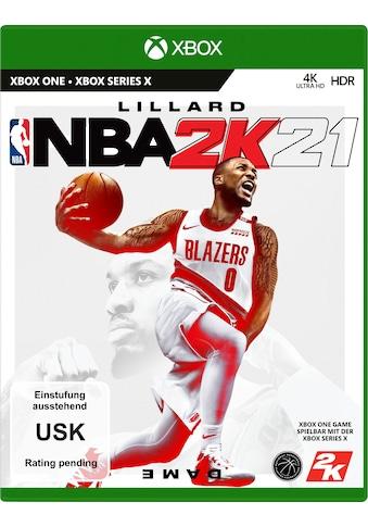 2K Sports Spiel »NBA 2K21«, Xbox One kaufen