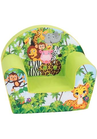 Knorrtoys® Sessel »Jungle« kaufen
